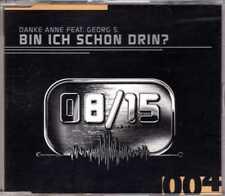 Danke Anke feat. Georg Schumacher - Bin Ich Schon Drin? - Promo CDM - 2000 - 4TR