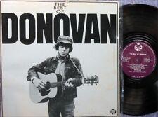 Donovan ORIG NZ LP Best of EX Pye PNZS27007 British Folk rock