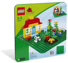 LEGO Duplo Green Base Plate 2304 Building Kit