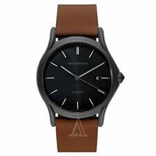 NIB Emporio Armani Classic Automatic Watch, Swiss Made, MSRP: $1295, 10+ Pics