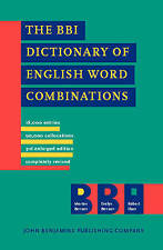 The BBI Dictionary of English Word Combinations: Revised edition-ExLibrary