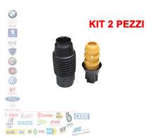 KIT 2 PZ CUFFIA TAMPONE PARACOLPI AMMORT ANT FIAT 500 312 PANDA 1.2 1.3 D 51117