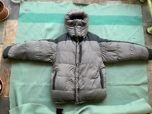 Montbell Permafrost Down Parka 800 Fill Down Mens XL
