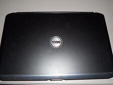 BLACK Vinyl Lid Skin Cover Decal fits Dell Latitude E5420 Laptop