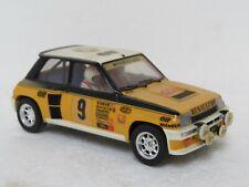 Renault 5 Turbo Rally Monte Carlo 1981 Winner Ragnotti 1/24 Tamiya kit, sale