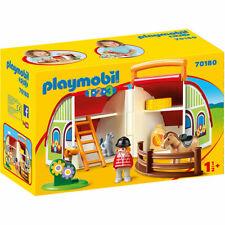 Playmobil 70180 1.2.3 My Take Along Farm