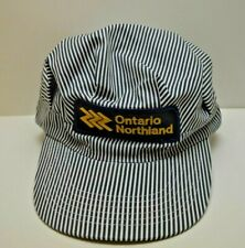 Ontario Northland Railway / Railroad Train Conductor Hat / Cap