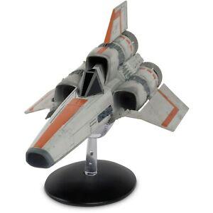 EAGLEMOSS Battlestar Galactica Viper Mark 1 Ship ISSUE #4