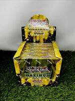 Yugioh Maximum Gold 5 Mini Boxes Brand New and Factory Sealed Display! Free Ship