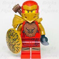 Ninjago LEGO® Hero Kai Red Ninja Master of the Mountain Minifigure 71720 71721