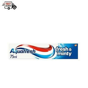 Aquafresh Toothpaste Triple Protection Fresh & Minty 75ml