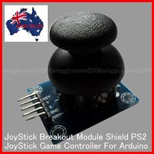 JoyStick Breakout Module Shield PS2 JoyStick Game Controller For Arduino - NEW