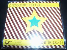 Chocolate Puma ft David Goncalves A Star Is Born Australian Remixes CD Single