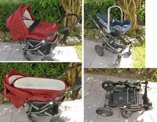 NP ca 650€ Hoco Champ S Kinderwagen + Maxi Cosi + Adapter und Zubehör