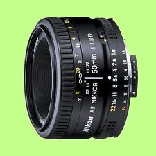 Nikon AF Nikkor 50 mm F/1.8D Lens