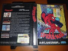 ## SEGA Mega Drive - Spider-Man - CIB ##