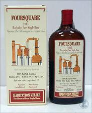 Barbados Pure Single Rum Habitation Velier FOURSQUARE 2yo 2013 con Box