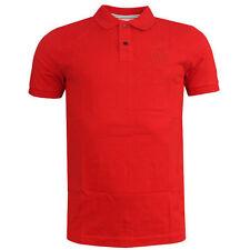 Camicie casual e maglie da uomo rossi PUMA
