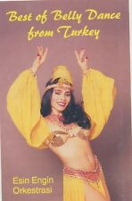 ESIN ENGIN ORCHESTRA Best Of Belly Dance Arabic Music From Turkey Cassette EUMC