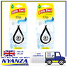 2 X Magic Tree Little Tree Clean Laundry Clip Air Freshener Car Home Freshener
