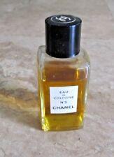 Vintage Chanel No. 5 eau de cologne