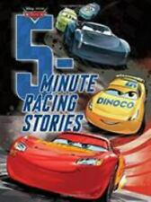 5-Minute Racing Stories (5-Minute Stories) by Disney Books
