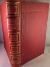 """Gustave DROZ """" MONSIEUR,MADAME & BEBE """" - 1878 - relié cuir. bel état"""