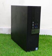 Dell Optiplex 7040 SFF PC Core i5 6500 3.20GHz 4GB RAM 500GB HDD Windows 10. JIH