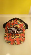 Vans Off The Wall Star Wars Yoda Snapback Hat good shape May The Force be with