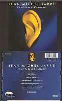 JEAN MICHEL JARRE en attendant cousteau CD ALBUM