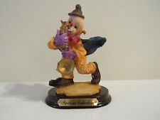 Precious Collection Clown Playing The Sax (Lot #2)