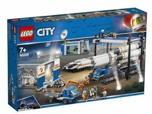 Brand New LEGO City: Rocket Assembly & Transport (60229)