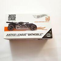 Mattel Hot Wheels ID Justice League Batmobile Batman Limted Edition Series 1 New