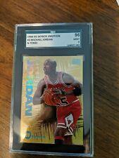 1994 Emotion N-Tense Michael Jordan SGC 9