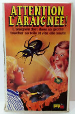 VINTAGE GREEK BOARD GAME ATTENTION L'ARAIGNEE! SPIDER GEORGE TOYS ULTRA RARE!