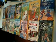 Lot of 14 Mandie Books by Lois Gladys Leppard 1 2 4 7 10 11-13 16-18 21 22 40