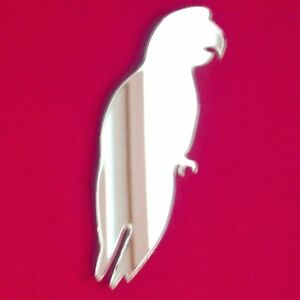 Parrot Acrylic Mirror (Several Sizes Available)