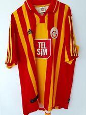 Classic 2000-2001 Adidas Galatasaray Jersey Size Large