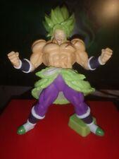 DRAGON BALL Z/SUPER - Figurine BROLY enragé Super Saiyan/SS 23cm  !