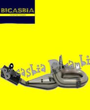 1348 - MARMITTA GIANNELLI CON SILENZIATORE LML 125 150 STAR DELUXE 2T