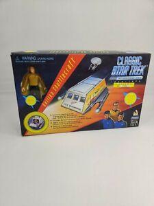 Star Trek Galileo Shuttlecraft 30th Anniversary Captain Kirk Playmates 16087