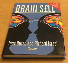 BRAIN SELL Tony Buzan & Richard Israel Book (Hardback)