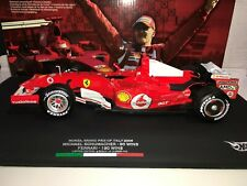 1:18 Michael Schumacher F248 2006 Monza GP- Limited edition 'Race dirty' model .
