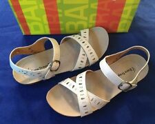 Bare Traps Hendy Stone Beige Ankle Strap Comfort Sandals Womens Sz 8.5 M