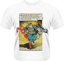 Dc Originals - Superman Batman Flash Trio T-Shirt Uomo XXL PLASTIC HEAD