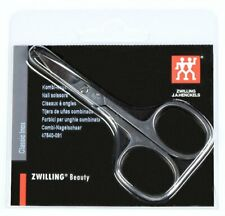 Combination Nail Scissors Bent Polished Stainless Steel from Twin No. 47540-091