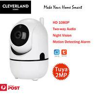 AU 1080P Wireless WIFI IP Camera Smart Home IR Night Vision Baby monitor Indoor