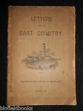 Letters From The East Country - 1889 - Illust by Arthur Collins and Godfrey Hall