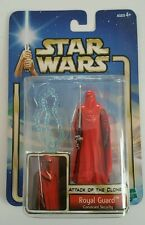 STAR WARS ROYAL GUARD 2002 ACTION FIGURE #19 ATTACK CLONE CORUSCANT SECURITY