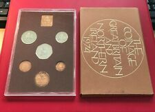1974 UK Proof Coin set with Sleeve, Great Britain and Northern Ireland